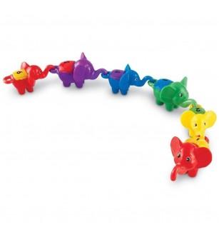 Elefantei cu cifre - Jucării matematică