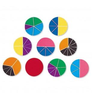 Geometria fractiilor - Cercuri - Jucării matematică