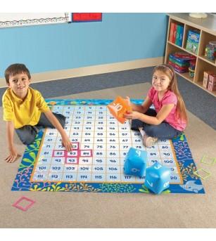 Joc matematic - Oceanul numerelor - Jucării matematică