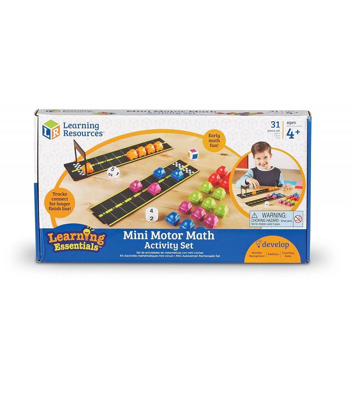 Joc matematic - Raliul numerelor - Jucării matematică