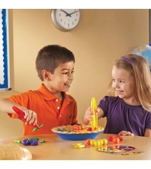 Placinta pentru sortat - Jucării matematică