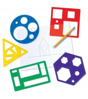 Set de forme - Jucării matematică