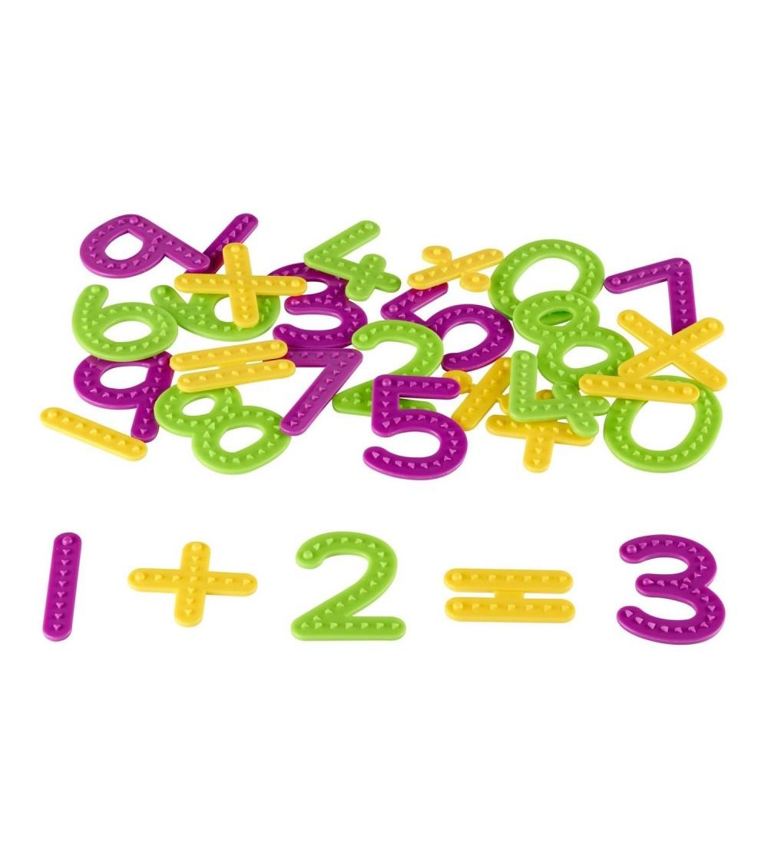 Set tactil - Cifre si operatii - Jucării matematică
