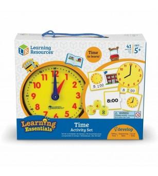 Joc - Invatam ceasul - Ceas și calendar