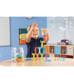 Joc de logica - Buddy Builders - Jocuri de îndemânare
