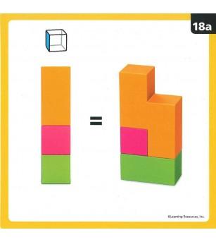 Joc de logica - Mental Blox 360 - Jucării logică
