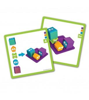Joc de logica - Mental Blox Junior - Jucării logică