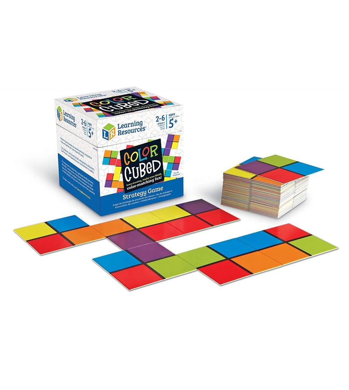 Joc de strategie - Cubul culorilor - Jocuri de masă