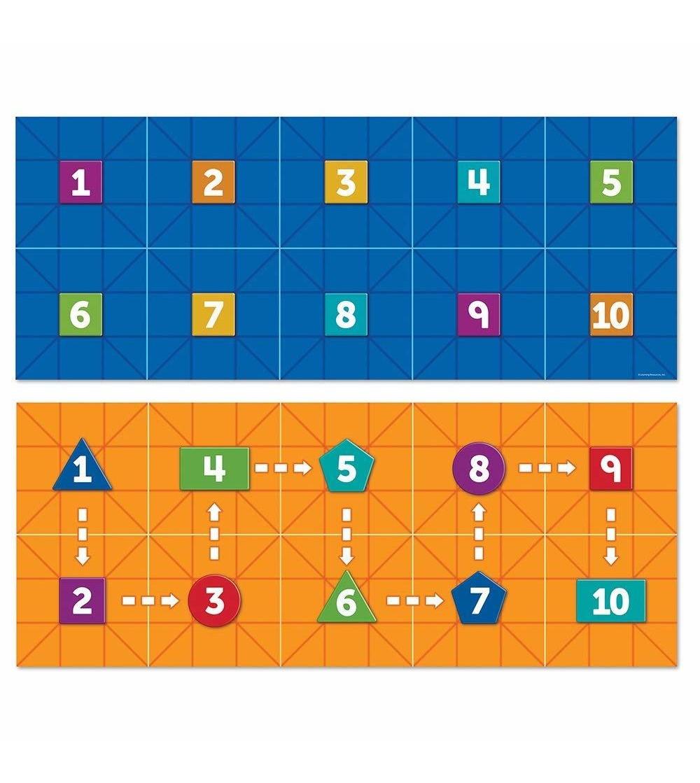 Joc STEM - Maratonul soriceilor - Jucării matematică