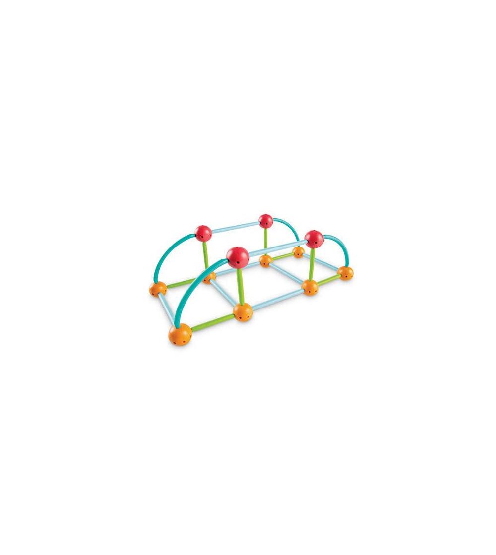 Set constructie - Forme 3D - Explorers - Jocuri construcție