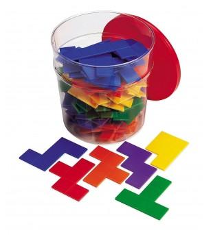 Set forme geometrice - Pentomino