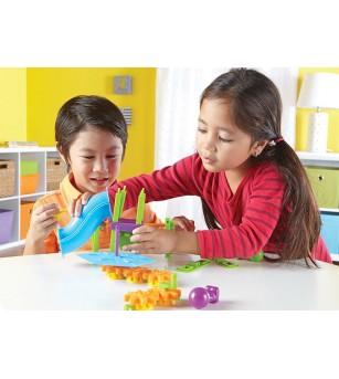 Set STEM - Parcul de distractii - Jocuri STEM