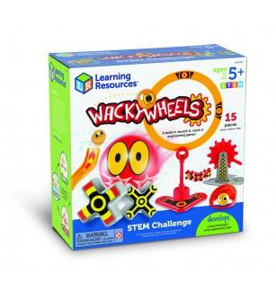 Set STEM - Wacky Wheels - Jocuri STEM