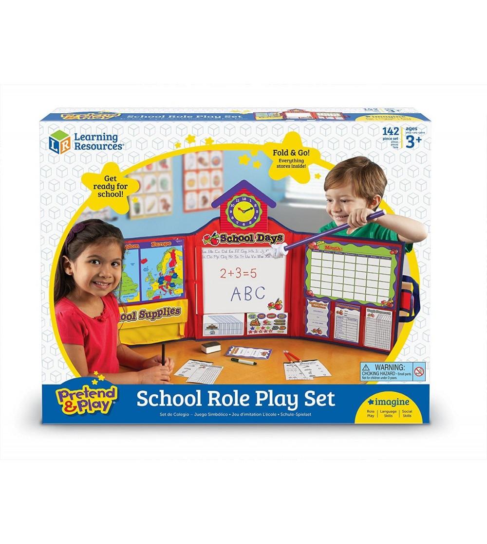 Joc de rol - Setul micului profesor - Jucării limbaj