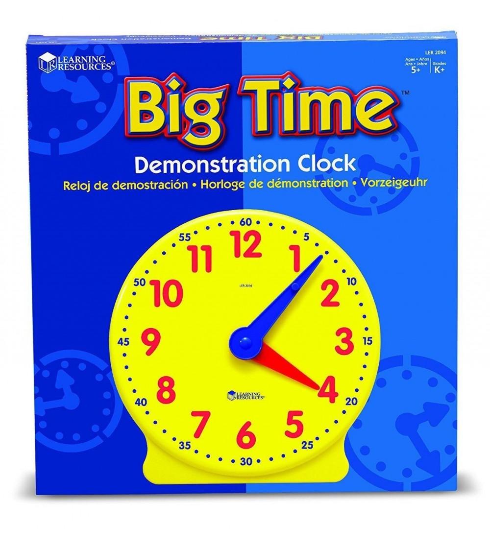 Ceasul clasei - Ceas și calendar