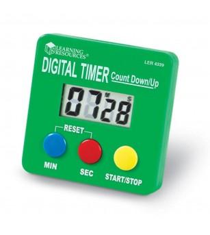 Cronometru digital - Ceas și calendar