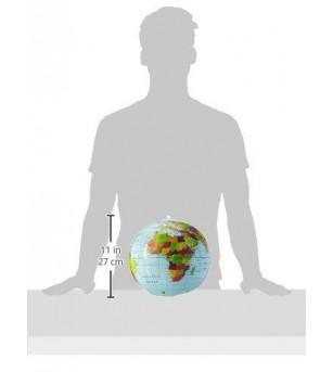 Learning Resources - Glob pamantesc gonflabil fara lumina - Mediu înconjurător