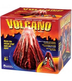 Modelul eruptiei vulcanice Learning Resources - Mediu înconjurător