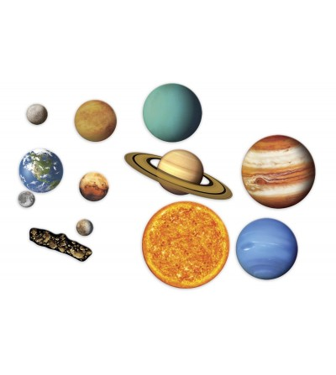 Learning Resources - Sistem solar magnetic - Mediu înconjurător