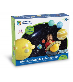 Sistemul solar gonflabil - Știință și tehnică