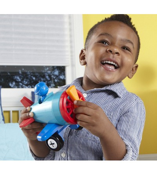 Joc de indemanare - 1, 2, 3 Hai sa construim - Vehicule de jucărie