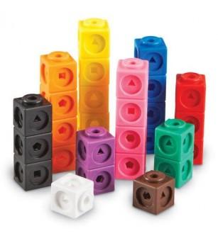 Set de constructie - MathLink (100 piese) - Jocuri construcție