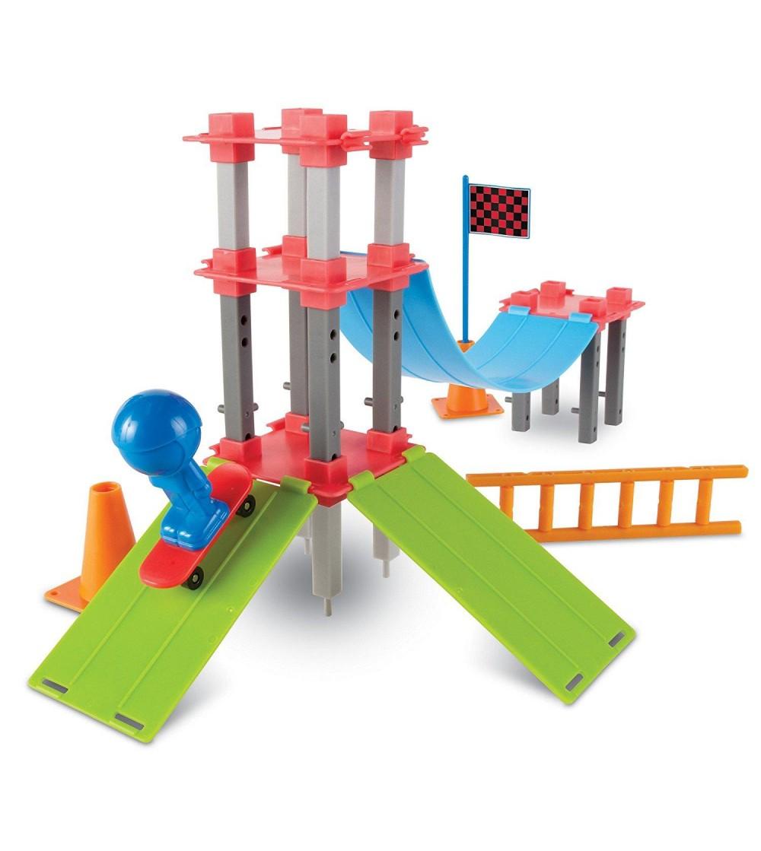 Set STEM - Skate Park - Jocuri construcție