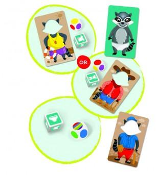 Taraboiul ratonului – culori si atribute - Jocuri de masă