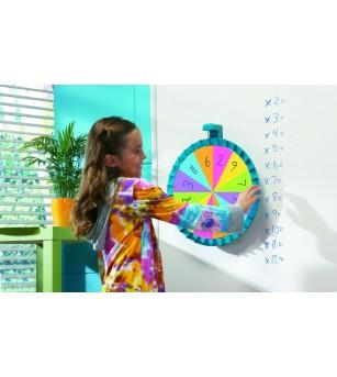 Roata magnetica pentru clasa - Jucării educative