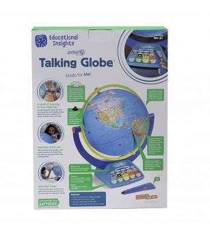 Geosafari - Glob pamantesc interactiv - Mediu înconjurător