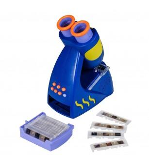 Geosafari - Microscopul vorbitor - Mediu înconjurător