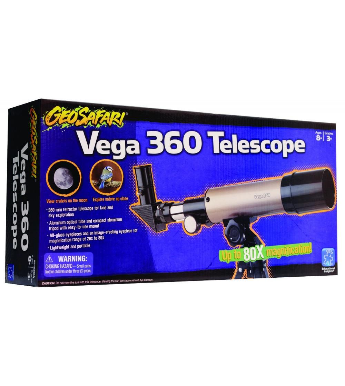 Telescop GeoSafari Vega 360 - Mediu înconjurător