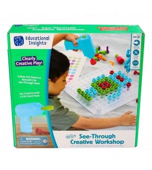 Bormasina Magica - Atelier de creatie - Jucării creativ-educative