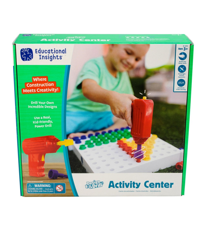 Bormasina Magica - set de baza - Jucării creativ-educative