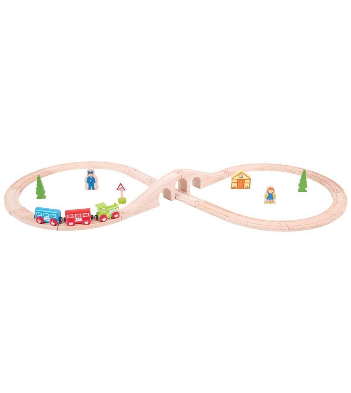 Set tren cu cale ferata circulara - Vehicule de jucărie