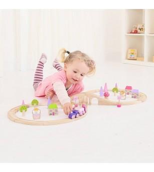 Trenuletul zanelor - Vehicule de jucărie