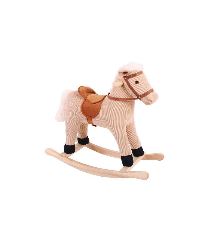 Balansoar - Calut - Jucării de lemn si Montessori