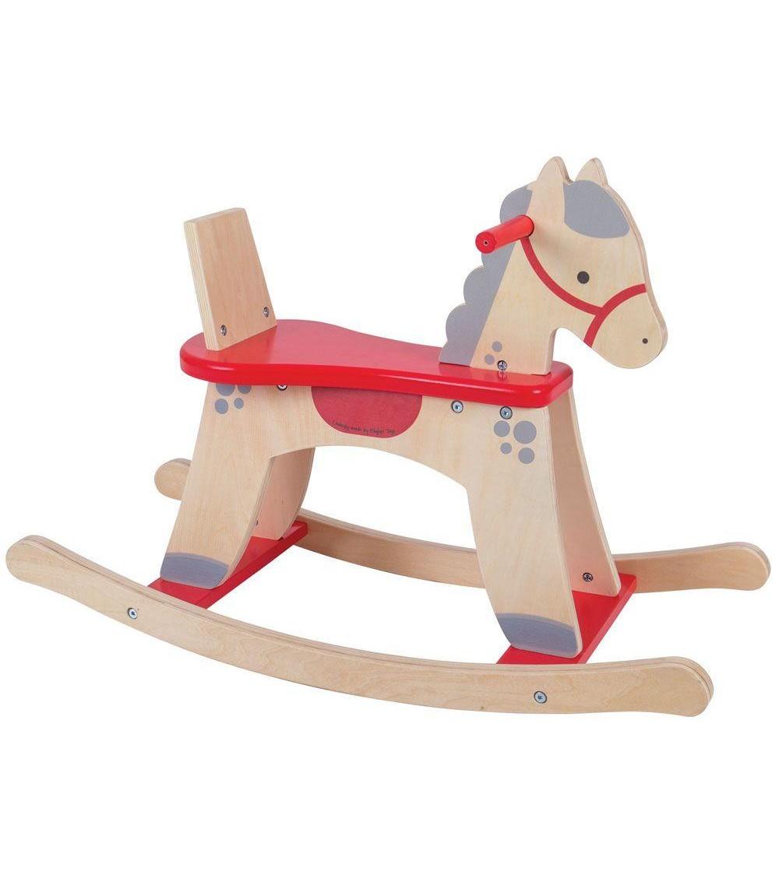 Balansoar - Primul meu calut - Jucării de lemn si Montessori