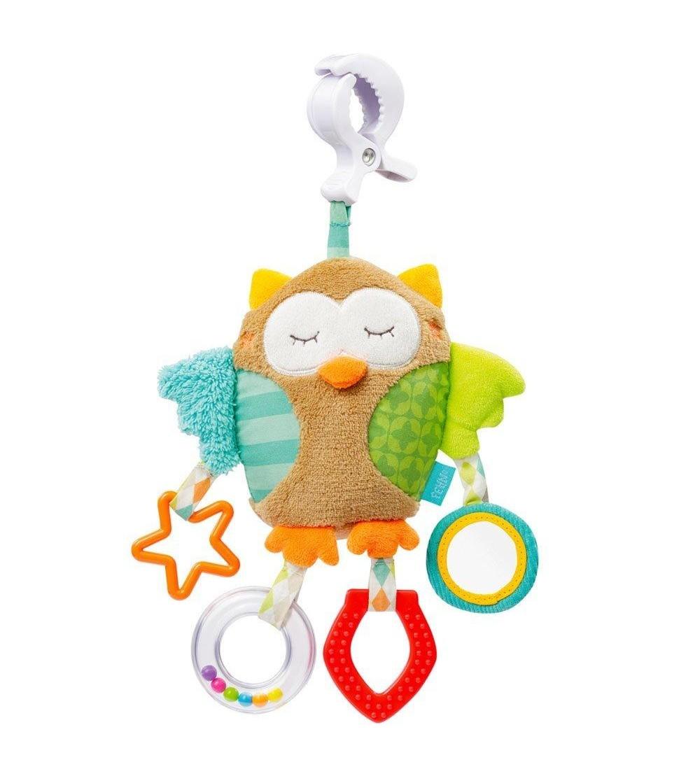 Centru de activitati - Bufnita somnoroasa - Jucării bebeluși