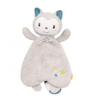 Jucarie doudou - Pisicuta Aiko & Yuki - Jucării bebeluși