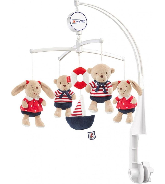 Carusel muzical- Spectacol marinaresc - Jucării bebeluși
