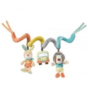 Jucarie spirala - Funky Friends - Jucării bebeluși