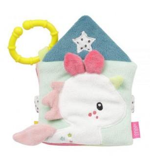 Carticica din plus pentru bebelusi - Aiko & Yuki - Jucării bebeluși