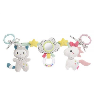 Jucarie carucior - Aiko & Yuki - Jucării bebeluși