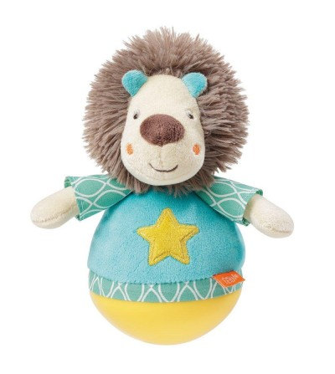 Jucarie Roly Poly - Leu - Jucării bebeluși