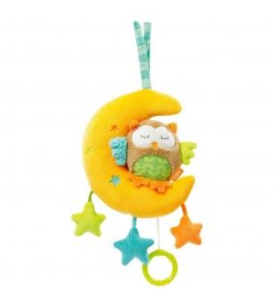 Jucarie muzicala - Bufnita somnoroasa - Jucării bebeluși
