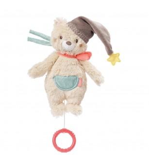 Jucarie muzicala mini - Bruno - Jucării bebeluși