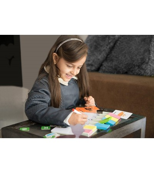 Joc interactiv Chalk and Chuckles - Invatam sa scriem cu pisicuta - Jucării limbaj
