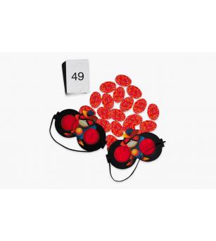 Joc matematic Chalk and Chuckles - Super Spionul - Jucării matematică