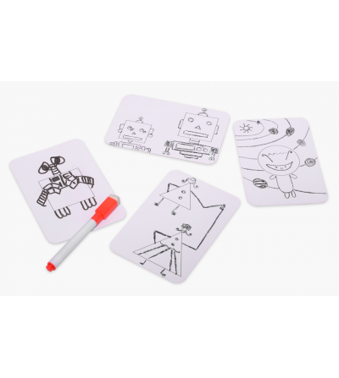 Joc interactiv Chalk and Chuckles - Inventeaza o poveste - Jocuri de cooperare